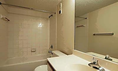 Bathroom, Windward Lakes Apartments, 2