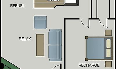 Bonita Cedars Apartments, 2