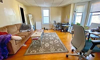 Living Room, 4 Ashley St, 1