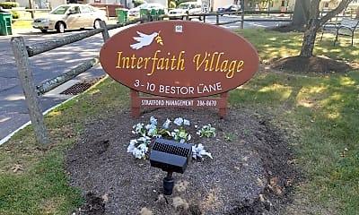 Interfaith Village, 1