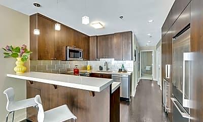Kitchen, 402 Adams St, 2