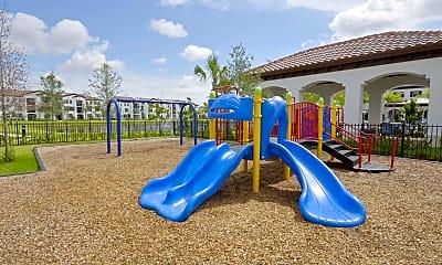 Playground, Atlantico at Tuscany, 2
