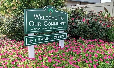 Community Signage, Mill Creek Village, 1