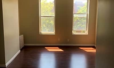 Living Room, 255 Linden Blvd, 1