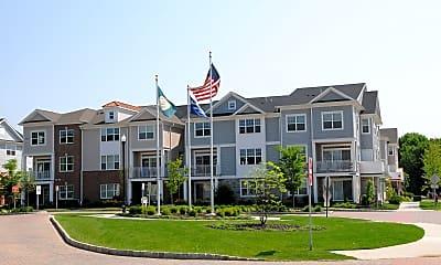 Building, Princeton Terrace at West Windsor, 1