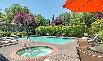 Pool, Totem Lake Heights, 1