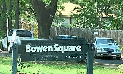 Bowen Square Apartments, 1