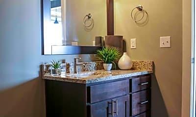 Bathroom, Lofts at 820 on Monroe, 2