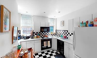 Kitchen, 6 Brimmer Street, #B, 2