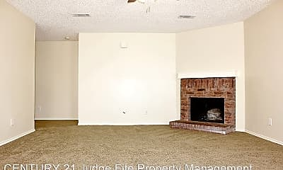 Living Room, 815 Encino Dr, 1