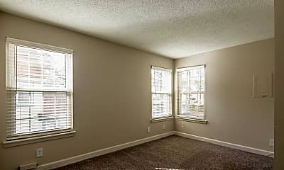 Bedroom, Kingstowne Apartments & Townhomes, 2