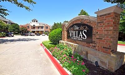 Community Signage, Villas On Bear Creek, 2