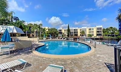 Pool, 4 Royal Palm Way, 2