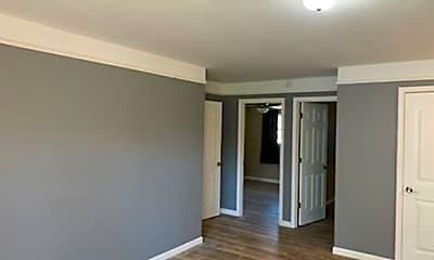 Bedroom, West Church Street, 1
