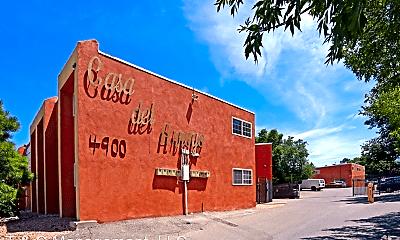 Community Signage, 4900 Wyoming Blvd NE, 0