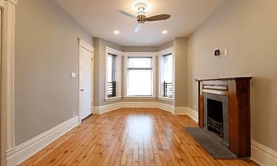 Living Room, 2318 S Oakley Ave, 1