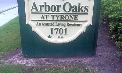Arbor Oaks at Tyrone, 1
