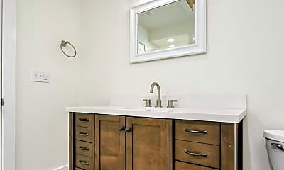 Bathroom, 110 S Main St 203, 2