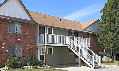 Building, Apartments at Remington Pond, 1