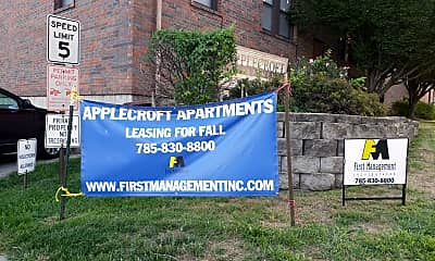 Applecroft Apartments, 1