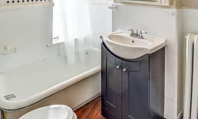 Bathroom, Dulion Apartments, 2