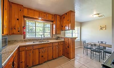 Kitchen, Room for Rent - East Houston Home, 1