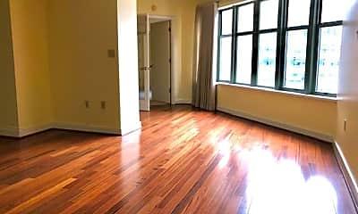 Living Room, 1150 K St NW 1011, 1