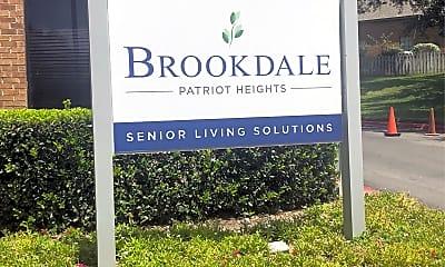 Brookdale Patriot Heights, 1