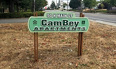 CamBey Apartments, 1