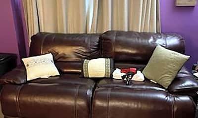 Living Room, 1836 Metzerott Rd 1807, 1