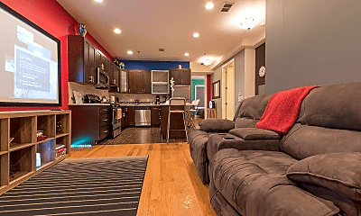 Living Room, 646 Montgomery St, 0