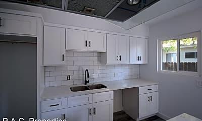 Kitchen, 15940 Hart St, 1