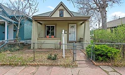 Building, 2956 California St, 0