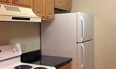 Kitchen, Brannon Park Apartments, 2