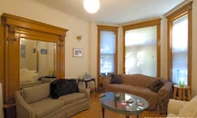 Living Room, 3724 N Fremont St, 0