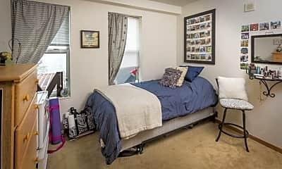 Bedroom, 420 West, 2