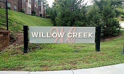Willow Creek., 1