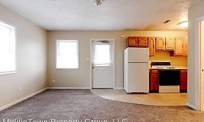 Living Room, 415 N Dicks St, 1