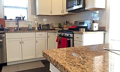 Kitchen, 44 St Paul St, 1
