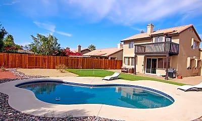 Pool, 78765 La Palma Dr, 0