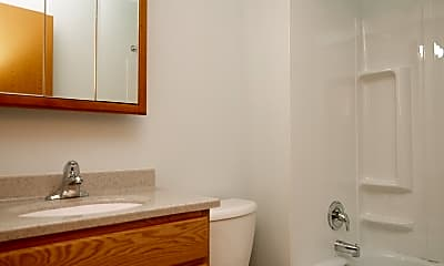 Bathroom, 218 W Atchison St, 2