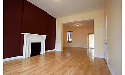 Living Room, 1236 S Spaulding Ave, 1