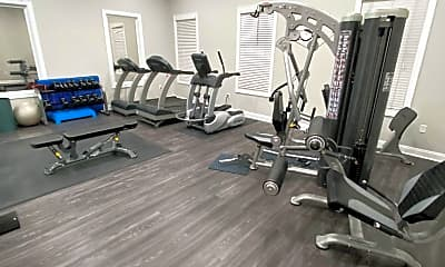 Fitness Weight Room, 515 Stockton Ridge, 2