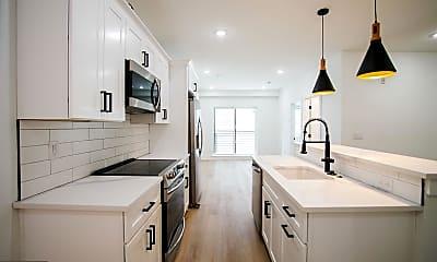 Kitchen, 25 W Hortter St 306, 1