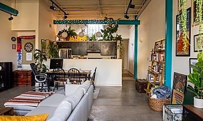 Living Room, 1152 Germantown Ave, 1