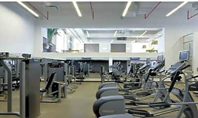 Fitness Weight Room, 165 W 42nd St, 2