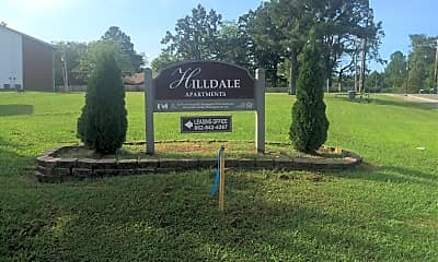 Hilldale Apartments, 1