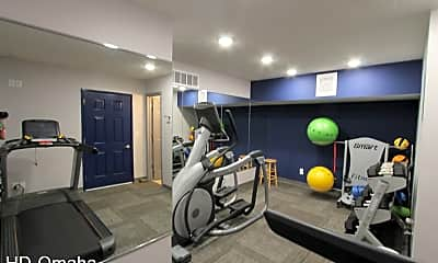 Fitness Weight Room, 1016-1026 Park Avenue, 2