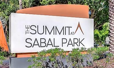 The Summit at Sabal Park, 2