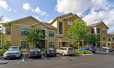 Building, Valrico Station Apartments, 1